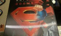 Superman movie with 70 minutes of Special Features. Brand new watched only once.