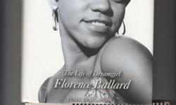Amazing & Tragic Life Of The Lost Supreme Florence Ballard~M-(sm stain on outside pages)HardBack ! +Diana's 2nd Great Movie Story In Good Condition(sm fold cover)~PB !! Lots Of Pictures Inside + Mary Wilson & Other Motown Artist Comments !!! See All My