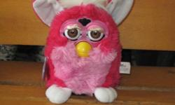 *~*This is Such a Cute Furby. She loves to chatter Away.. She is very friendly.. She works Good and Lots of Fun. She is from a smoke free home. *~*  TO PURCHASE THIS ITEM TO BUY IS VERY EASY, JUST CONTACT US THROUGH PHONE OR