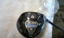 Taylor made ( NEW ) men,s R/H SLDR fairway wood speeder 65 shaft with head cover $125. Won at an outting. Thanks Charlie (917) 567-4885 / cdbl317-aol