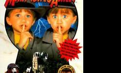 The Case of Thorn Mansion: A Novelization (Adventures of Mary-Kate and Ashley) By Nina Alexander Author: Nina Alexander Year Published: 1997 Publisher: Scholastic Format: Paperback ISBN: 0-590-88016-0