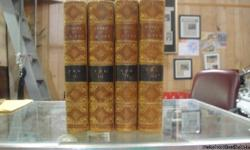 This is a set of four volumes (1850-1856) edited by Rufus Griswold and printed by J.S. Redfield. This published set became the standard edition of Poe?s works for 25 years, and served as the model for nearly another quarter of a century. Join the Auction