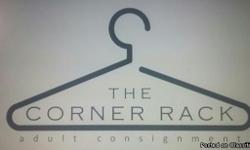 THE CORNER RACK New adult consignment store open now. Now taking consignments. Come browse, shop, and consign. Clean out your closets and make some money at THE CORNER RACK!! THE CORNER RACK Oak Cliff Park 121 E Lake St Suite B Peoria IL 61614