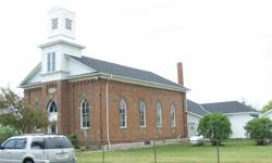 CHURCH BUILDING WITH FULL BASEMENT AND 4 CAR GARAGE. SEPERATE PARCEL 07-00419.000 INCLUDED IN SALE. BANK WILL FINANCE WITH FAVORABLE TERMS, CALL FOR DETAILS. Full Details