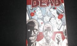 The Walking Dead Trade Paperback, Volume One, 9th Printing, Image Comics, 2009!! This in NM- condition by Overstreet's grading standards and retains full Color & Gloss, sits Flat and is very clean with all pages white/off-white & complete.
