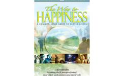 Based on the book THE WAY TO HAPPINESS by L.Ron Hubbard  $25- FREE SHIPPING You can call (813)397-2218 to order, or come by to purchase it. 1300 E. 8th Avenue, Tampa, 33605 (Ybor City) www.scientology-tampa.org