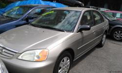 THIS CAR IS NOT ONLY CLEAN INSIDE AND OUT, BUT ALSO DRIVES GREAT AS WELL . FiINANCING IS ALSO AVAILABLE.