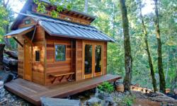 We build Cedar Tiny Homes-Cedar Cottages-Cedar Studios-Cedar Cabins and Cedar Guest Suites Starting At-$17,000 Finished interior--Includes--Electricity--Insulation--Sheet Rock on Walls and Ceiling--Trim --Carpet and Linoleum flooring ---up