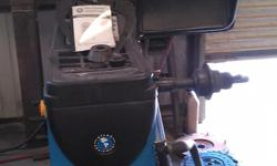 Atlas WB11 with accessories and weights one year old Contact Jimmy Parker 2282145008