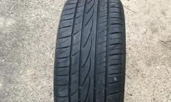 Two used Falken Ziex ZE 612 tires 245/40/ER 18.  In very good condition, with over half to three quarters tread left.  Low profile performance tires.  New sells for over $110 each.  Asking $50 each.  Get you two very good tires