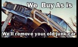 Aaron's Auto Recycling 321-593-0763 $CASH$ 4 Junk Cars Today! Sell Your Junk Cars, Autos or Vehicles for Cash Today! Receive Guaranteed Pricing and Free Towing! We buy Junk Cars, Trucks, Vans or Suvs & pay Fast Cash for Junk Car Removal in Titusville,