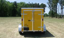 Stock #: custom order Serial #:order Description :::::::: 24? side door w/ rv flush lock w/ keys, thermacool ceiling liner, interior 12 volt dome light w/ switch, non powered roof vent braced for a/c, 24? atp