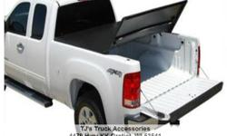 Other covers also available call or visit www.tjtrucks.com Tonno Pro Tonno Fold Folding Tonneau Cover 608.482.3454 www.tjtrucks.com Call! 608 482 3454 Free Shipping in lower 48 states. visit us at www.TJTRUCKS.com 608-482-3454