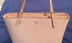 Hurry up!! Original Tory Burch buckle tote, beige, very fancy, few months, practically new, today only 200$