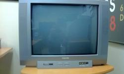I have this Toshiba T.v & Apex dvd player. I Upgraded and have decided to sell them. Here are the T.v Specs: Brand Name: Toshiba Model: 20 A42 20-inch screen, Digital comb filter enhances color clarity Front AV input accommodates camcorder or gaming