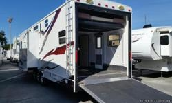 have a wide selection of toyhaulers please give me a call. Randy . My cell number is 407-460-4526. We have new and used. All units are checked out by certified RV tech's We also have a campground at the back of the dealership for you to stay a cpl days to