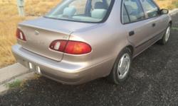 Toyota Corola , 1999 1,000
