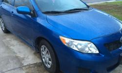 Great Running Toyota Corolla First Owner. CLEAN TITLE. Odometer is at 145K. Rebulit Motor and Transmission. ONE YEAR WARRANTY ON MOTOR. Interior and body is clean. New Tires. Tinted & PowerWindows. Automatic Transmission. Tags due in JUNE. SERIOUS