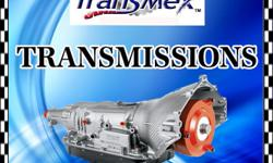 -great offer-``Rebuilt Transmissions``==With 1 year or 12,000 miles warrantee== CHEVY 95-2002 2WD TRANSMISSION $950.00 FORD 95-2003 2WD TRANSMISSION $1100.00 HONDA 95-2003 TRANSMISSION $950.00 We can rebuild your transmission for you. TRANSMEX