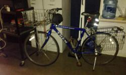 Blue trek nice bike plear call or text 760_270_84_57