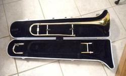 Blessing Brand Student  Trombone ,EXCELLENT condition used only part of a school year. Case and Mouth piece is included .Compare to new prices listed in local ads $649.99