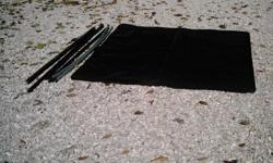 easy on truck bed cover for 5'6'' bed.good condition $125.00 call 561-688-3260 '