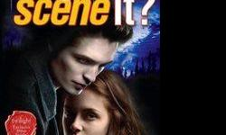 Test your Twilight trivia knowledge  Product Information Scene It? Twilight brings the immense universe to your living room, and tests your knowledge and wits! Trivia and Twilight fans alike will love the hours of fun as you challenge friends and