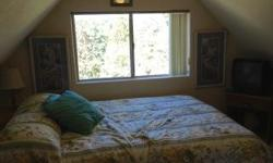 Furnished bedroom upstairs use of kitchen living room bathroom. Owner not always there. Must pay for winter utilities. Female no drugs smoking or pets