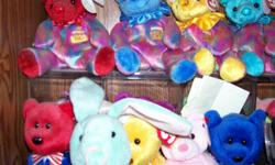 ty beenie babies all differant ones need to sell