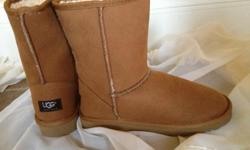 Brand New Uggs. SIze didnt fit me. Size 7. Call for Details at -- or email: