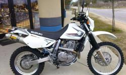 I currently have a 2009 Suzuki Dr 650 Dual Sport for sale. This bike is a 1 owner that was bought here and ridden by our parts manager. It has been super well maintained and runsand rides like new. The bike only has 3,556 miles on it and has been