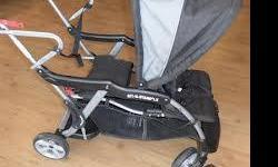 Baby Trend Sit-N-Stand LX Dbl. Stroller ( ) - LYNN