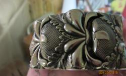 Silver VintageVargas Bracelet