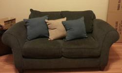 Very Comfy Used Sofa Set, still in good condition. Contact CeeCee @ OR Reply to email.