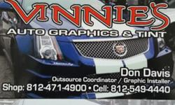 At Vinnies we now are offering commercial window tinting and film installation not just on vehicles but also facilities. Window tinting and film installation for public and business needs. For instance, you can ensure security of property by having the