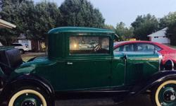 Rare 1928 Chevy Coupe with rumble sear for sale. ALL ORIGINAL PARTS. Fantastic condition inside and out. One of the best engines ever built by Chevrolet. Only used for parades, stored in covered garage. Serious inquiries only.