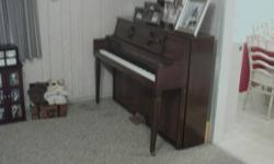 Beautiful vintage Smiley Brothers upright piano. One family owned from day one. Steinway was the manufacturer for Smiley Brothers Pianos in Detroit, Michigan. If you have any questions, feel free to contact Johnny via e-mail