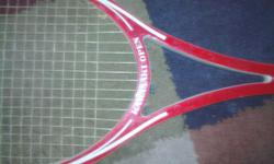 I have 2 vintage tennis rackets great condition cambridge vip and kawasasaki open ..make me a offer ..I do have pictures I can send by email or picture mail ..call mark for more info 317 513 1242 ..you will like ....