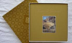 Viva il Sogno! Live the Dream! Viva el Sueno! (MGM Grand Mansion) Original owner. Never displayed. Will negotiate. Always stored in box. (Compare Amazon - $100 + shp) Large (10.75 X 10.75 in.), 147 page, gold-colored, cloth hardcover, filled with color