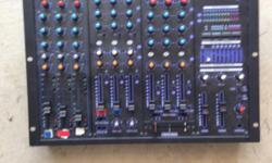 IS ON EBAY RIGHT NOW FOR $600 NEW! EQ, DIGITAL EFFECTS, GREAT FOR DJ OR LIVE BAND!