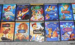 WWW.MOVIEMAGICK.COM Aladdin - Special Edition 2-Disc DVD set Little Mermaid - Special Edition 2-Disc DVD set The Lion king 2 - Simbas Pride Special Edition 2-Disc DVD set Cinderella - Special Edition 2-Disc DVD set Alice In Wonderland - Special Edition