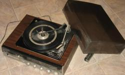STEREO FOR SALE: MacDonald 8 Track Stereo Player, AM/FM MPX Great condition.