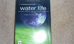 Waterlife DVD set in HD (6 dvd's)  vol 1 A world of Water vol 2 Soup of Life vol 3 Jungle Water vol 4 Extreme Water vol 5 The Big Blue vol 6 Water's Pulse  Over 11 hours of filming