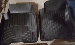 Weathertech custom front seat and cargo Liner for Nissan Rogue. Fits Rogue model years 2008-2013.Also fits 2014-2015 Rogue select. Asking $150.00 for all. Call Mike at 716-640-2392. Please leave a message.