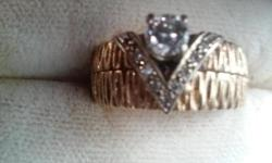 Engagement and Wedding bandQ
