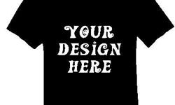 Now go and put that idea onto a real shirt online at: Tshirt-Creations.com It's so easy you can design a shirt online within minutes. Upload your own artwork, photo or logo or use our amazing images. We'll print it and ship to you for a great low price.