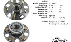 You can easily find the wheel hub that fits your vehicle by entering the make and model vehicle into our search engine. You'll be directed immediately to the wheel hubs that are specifically made for your vehicle. For the more information visit our