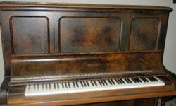Whitney refurbished piano.nice tone,will tune for free every three months,will move free if local,asking $800.00 OBO.Call Dave S.@ 360-647-3596 or 360-296-6615