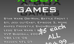 x-box games original version Free Controllers! --