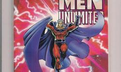 X-Men Unlimited #2 (MARVEL Comics) *Cliff's Comics & Collectibles *Comic Books *Action Figures *Posters *Hard Cover & Paperback Books *Location: 656 Center Street, Apt A405, Wallingford, Ct *Cell phone # -- *Link to comic book listed on Amazon.com